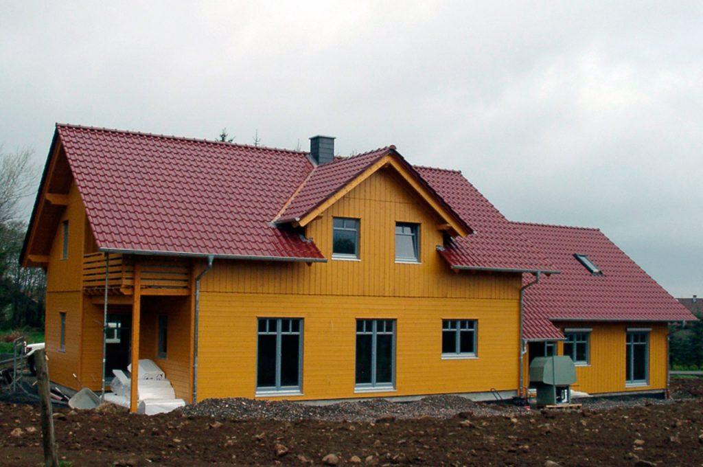 Hochrein - Der Zimmermann GmbH - Niedrigenergiehaus
