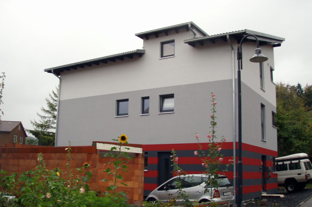 Hochrein - Der Zimmermann GmbH - Passivhaus