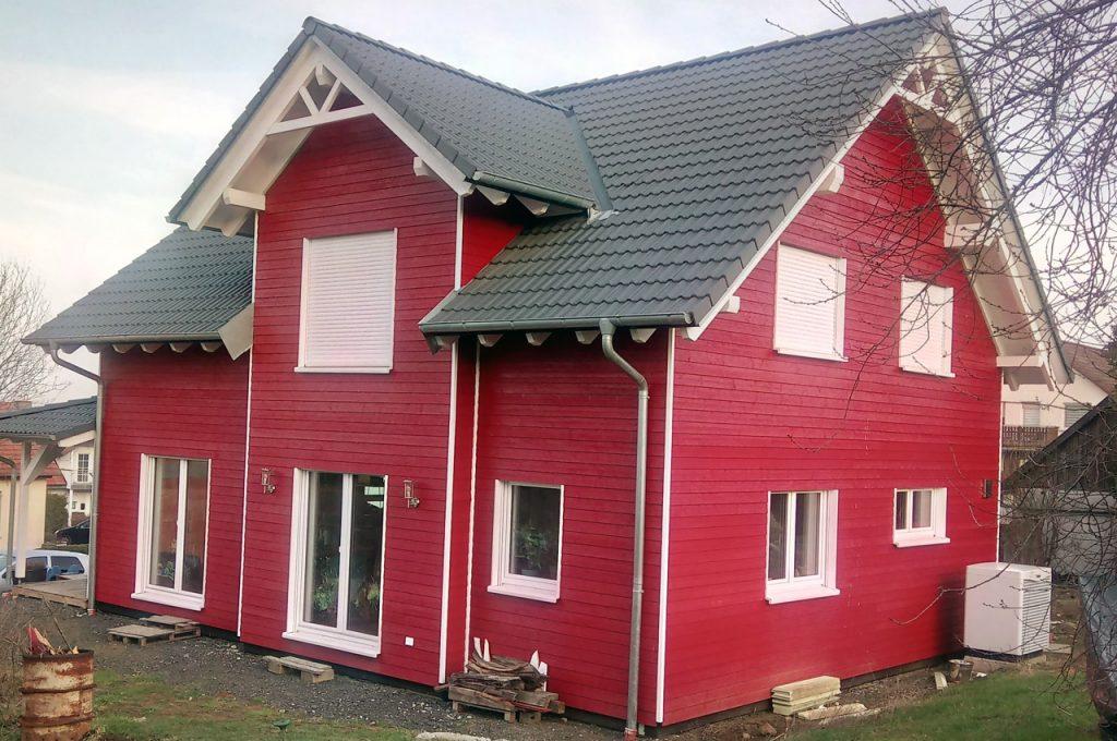Hochrein - Der Zimmermann GmbH - Schwedenhaus